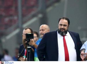"""Ολυμπιακός: """"Ρουκέτες"""" Μαρινάκη! """"Καλό το πρωτάθλημα των Πρεσπών, μήπως να κάνουμε ό,τι και στο μπάσκετ"""""""