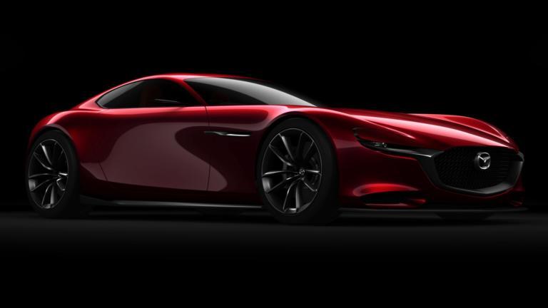 Έρχεται ο διάδοχος του Mazda RX-8;