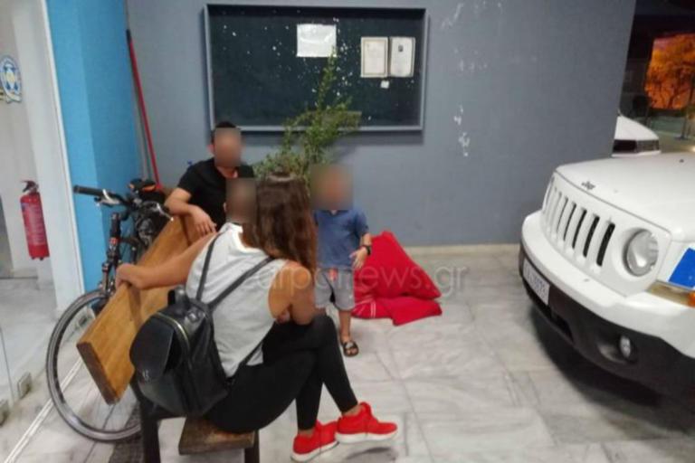 Χανιά: Έβγαλε όπλο σε στρατιωτικό και απείλησε την οικογένειά του! [pics]