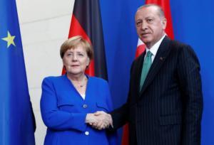 """Συρία: """"Η Γερμανία δεν θέλει να επιβληθεί εμπάργκο όπλων στην Τουρκία από την Ε.Ε"""""""