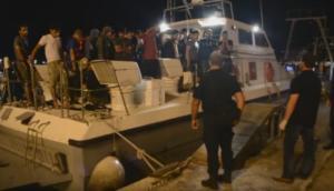 Ζάκυνθος: Κοντά στο διάσημο «Ναυάγιο» 36 άνθρωποι έδιναν τη δική τους μάχη επιβίωσης – video