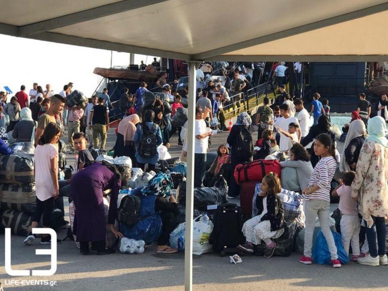 Προκήρυξη για μίσθωση κτιρίων και καταλυμάτων για μετανάστες