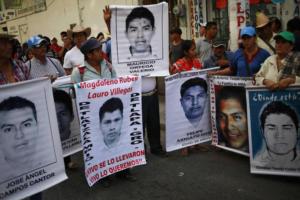 """Μεξικό: """"Ανοίγει"""" ξανά η φρικιαστική υπόθεση της δολοφονίας 43 φοιτητών"""