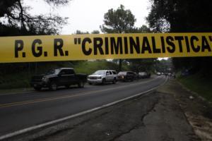 Φρίκη στο Μεξικό: Βρήκαν 29 πτώματα σε πλαστικές σακούλες σε μυστικό τάφο!
