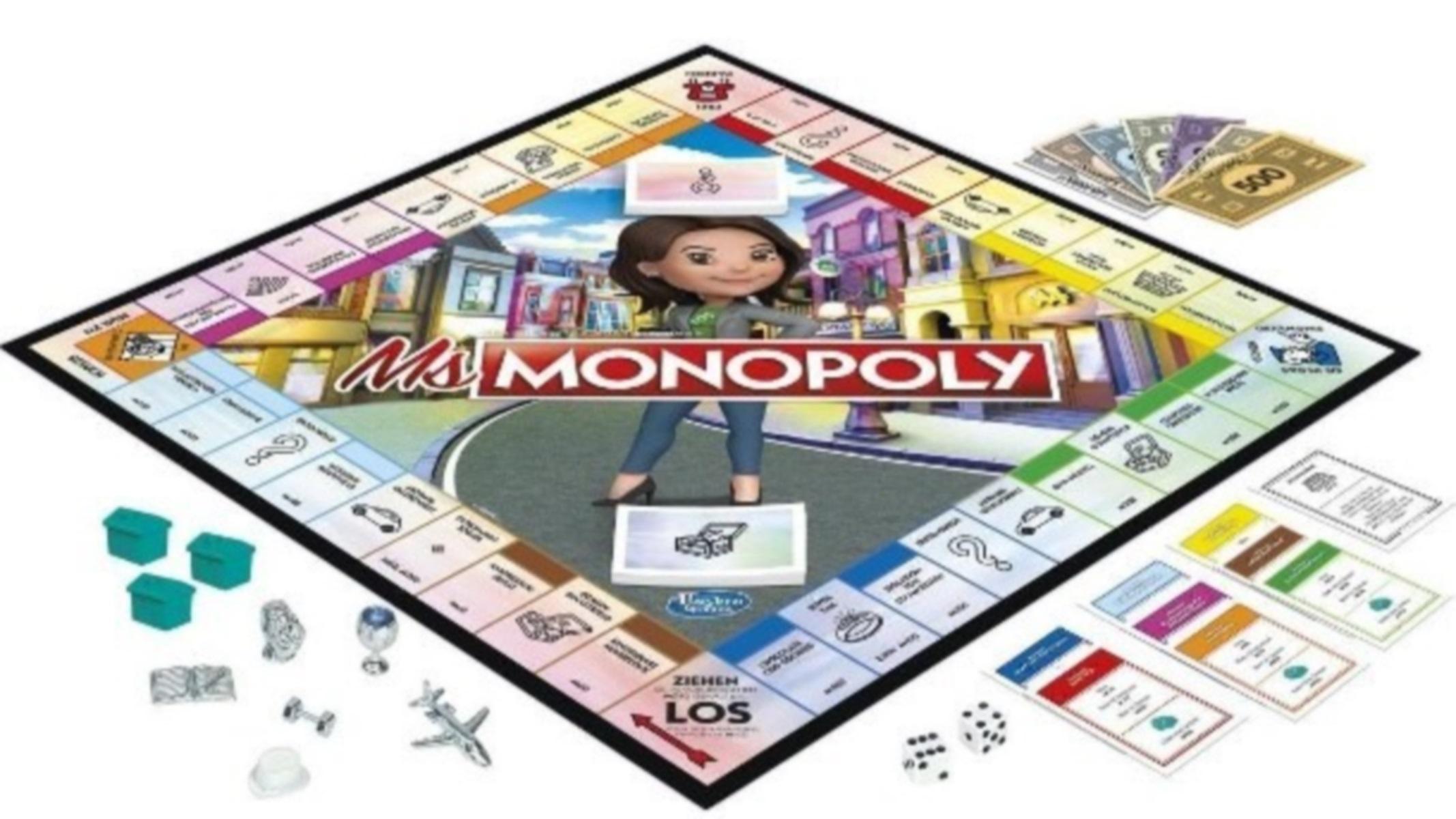 """Στην """"Κυρία Monopoly""""οι γυναίκες κερδίζουν περισσότερα χρήματα από τους άνδρες"""