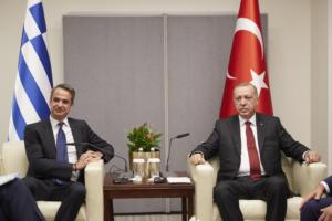 Μητσοτάκης – Ερντογάν: Το παρασκήνιο και η αποτίμηση της συνάντησης