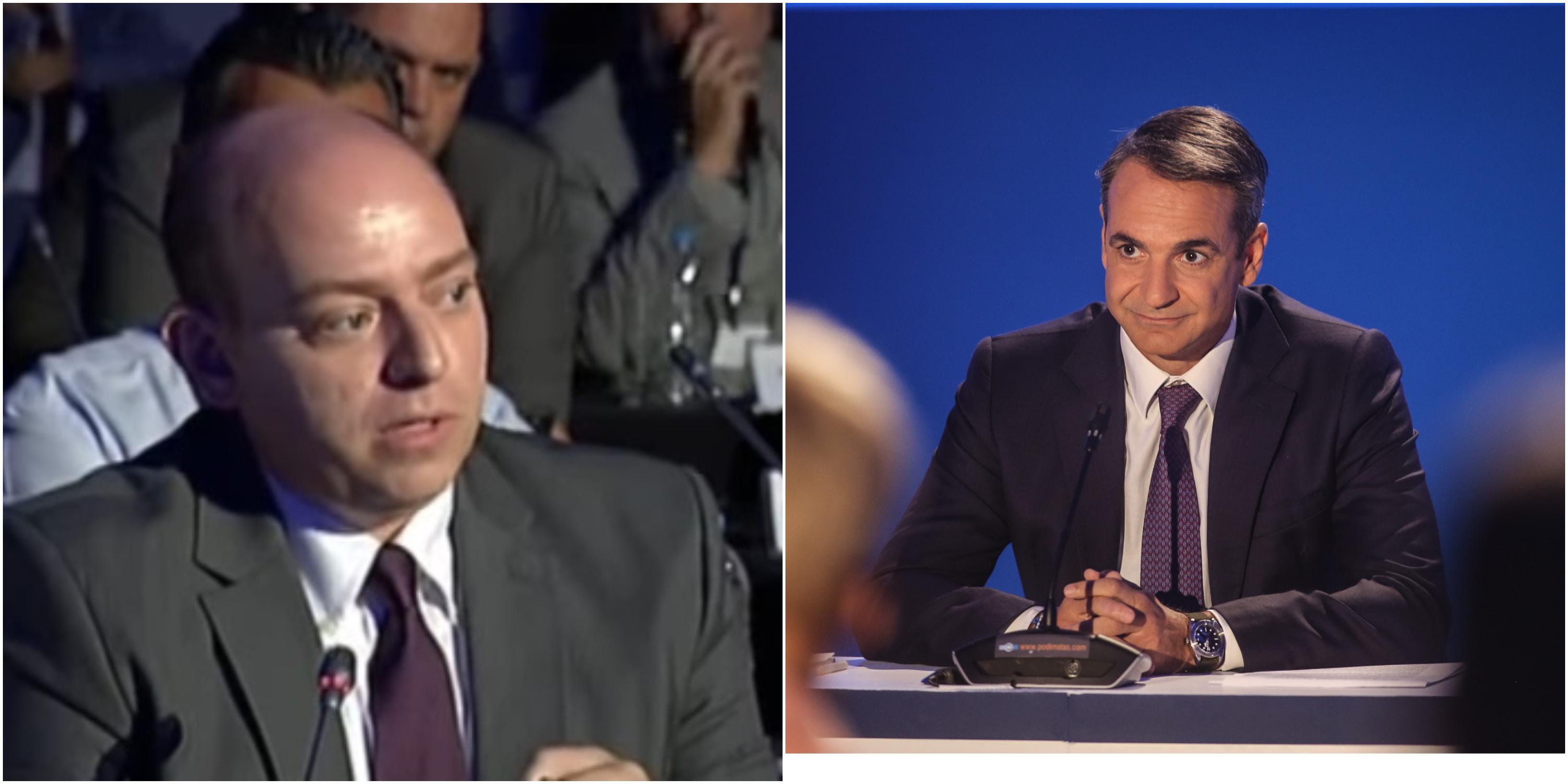 """Μητσοτάκης στο newsit.gr: """"Ξηλώνεται"""" η σύνδεση εισφορών και εισοδήματος - Μειωμένοι συντελεστές ΦΠΑ στο τέλος της 4ετίας"""