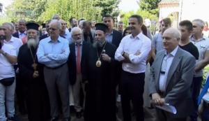 Μητσοτάκης: Στο Αρχαίο Θέατρο Δωδώνης και την Ιερά Μονή Βελλά! video, pics