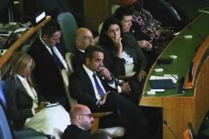 Μητσοτάκης – Τραμπ και… Μελάνια – Μαρέβα! Όλο το πρόγραμμα του πρωθυπουργού