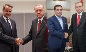 Σκοτωμός κυβέρνησης – ΣΥΡΙΖΑ για τη συνάντηση Μητσοτάκη – Ερντογάν