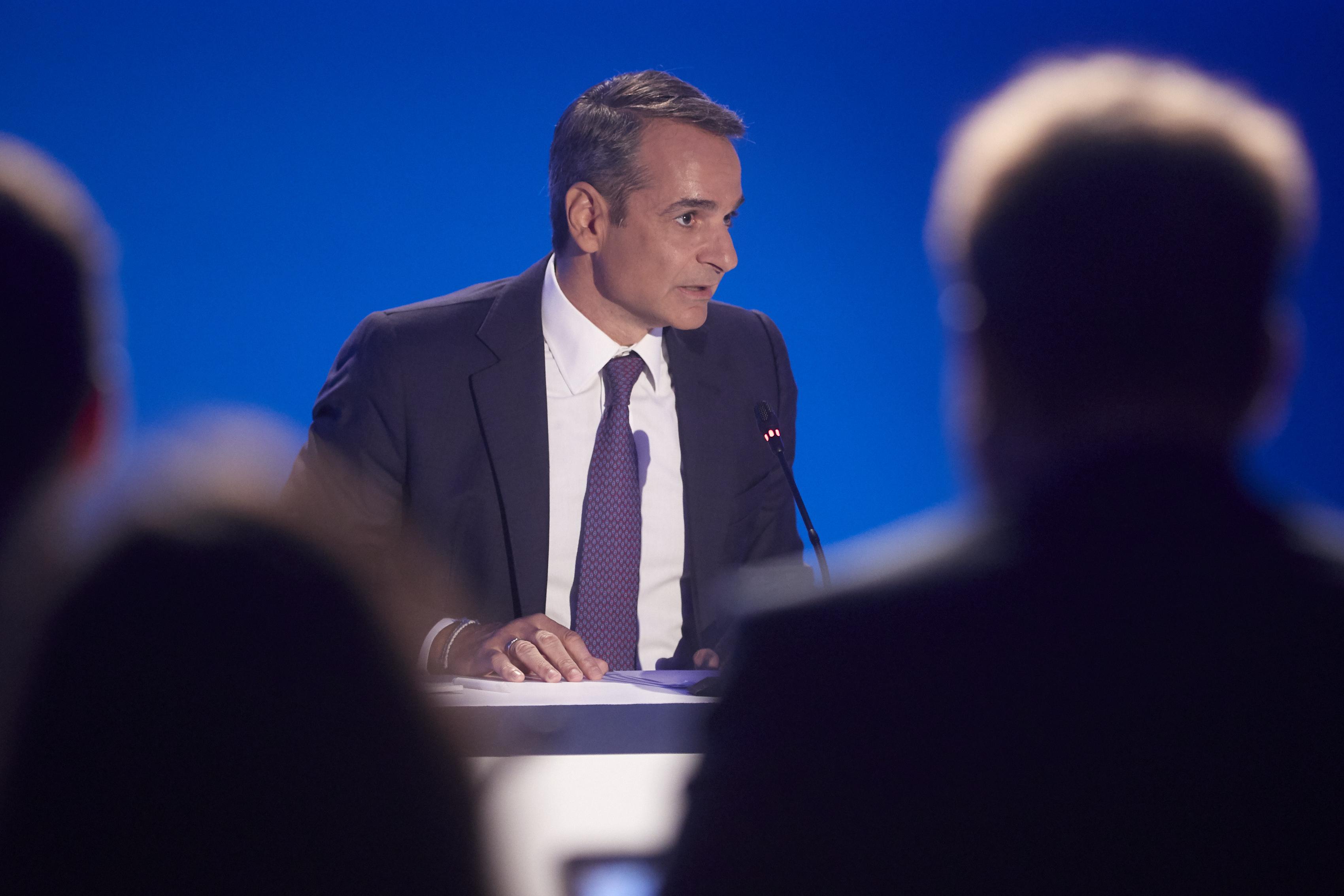 Μητσοτάκης – ΔΕΘ: Θα είμαστε αυστηροί στην εφαρμογή της Συμφωνίας των Πρεσπών