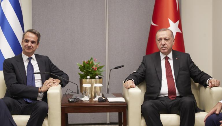 Μητσοτάκης – Ερντογάν: Το κρίσιμο τετ α τετ στη Νέα Υόρκη