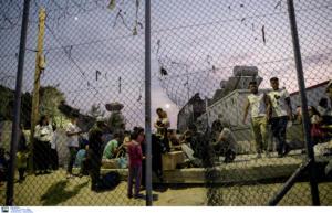 Μυτιλήνη: 12.000 και επίσημα ο πληθυσμός του καταυλισμού στη Μόρια