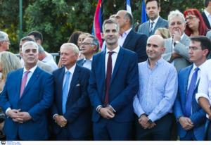 Ο Μπακογιάννης όρισε τους νέους αντιδημάρχους του δήμου Αθηναίων