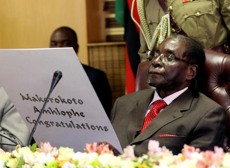 Ζιμπάμπουε: Ανακηρύχτηκε εθνικός ήρωας ο Μουγκάμπε – Σε πένθος η χώρα μέχρι την κηδεία του