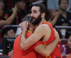 Μουντομπάσκετ 2019: Έκλαψαν και οι… πέτρες για τον MVP Ρούμπιο! [pic]
