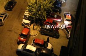 Θρίλερ στο Νέο Κόσμο! Βρέθηκε πτώμα σε υπαίθριο πάρκινγκ