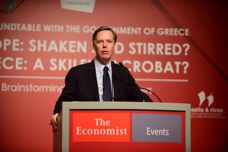 Πρώην Αμερικανός πρέσβης στην Ελλάδα τα «χώνει» στον Ερντογάν – Τι σχολιάζει για την Αν. Μεσόγειο [pic]