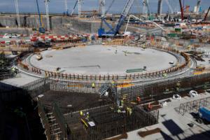 Τουρκία: Πέφτουν τα πρώτα… μπετά στον πυρηνικό σταθμό Άκουγιου!