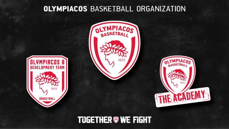 Ολυμπιακός: Αλλάζει όνομα και σήμα για την Α2! [pic]