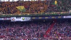 Εκπληκτικές εικόνες! «Έβρεξε» αρκουδάκια σε γήπεδο της Ολλανδίας – video