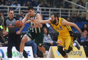 Basket League: Πρώτο τζάμπολ στη σεζόν με Παναθηναϊκός – ΑΕΚ!