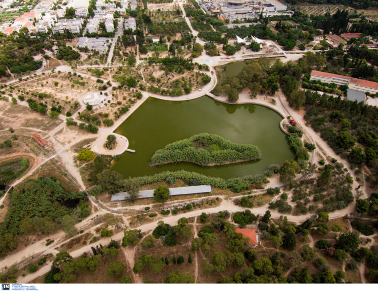 Στην περιφέρεια Αττικής η διαχείριση του πάρκου «Αντώνης Τρίτσης»