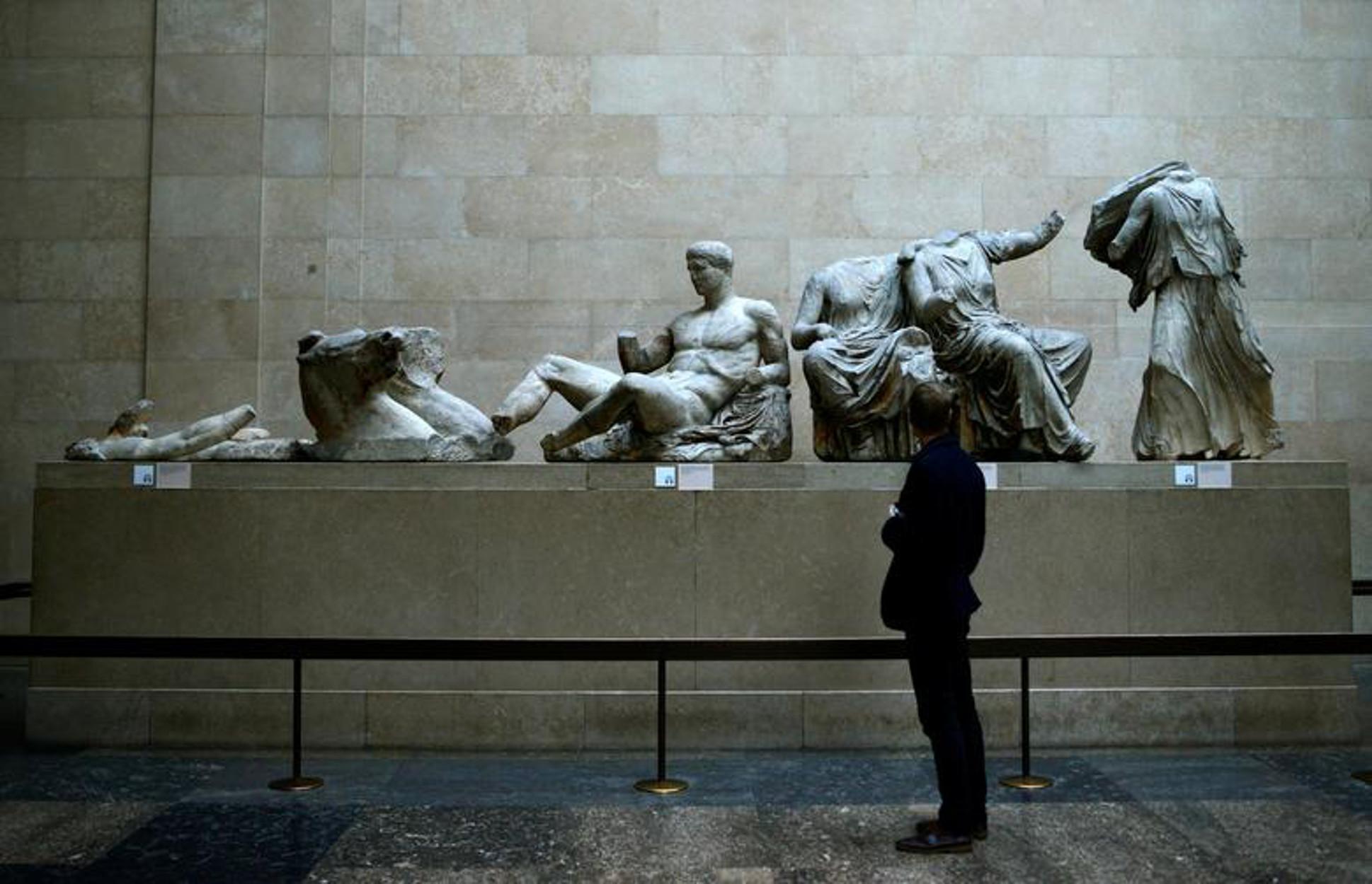 Βρετανικό Μουσείο: Μπορεί να δανείσουμε τα μάρμαρα του Παρθενώνα εάν υπάρξει αίτημα