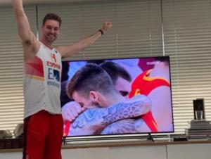 Μουντομπάσκετ 2019: Έτσι το πανηγύρισε ο Γκασόλ! [vid, pic]