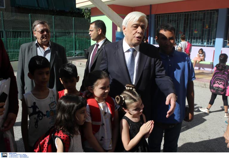 Συγκλόνισε ο Προκόπης Παυλόπουλος: «Μιλώ και για τα παιδιά που δεν είναι Έλληνες»