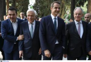 ΣΥΡΙΖΑ: Ο Μητσοτάκης θέλει… διορισμένο ΠτΔ – Η αναφορά σε Σαμαρά, Διαμαντοπούλου