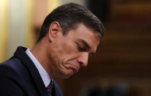 """Ισπανία: """"Πόρτα"""" από το Λαϊκό Κόμμα σε Σάντσεθ! Δεν του δίνει ψήφο εμπιστοσύνης"""