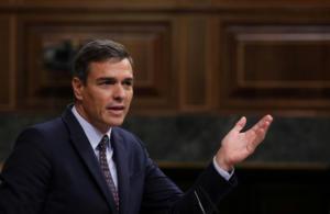 Τον πολιτικό διάλογο με τους Καταλανούς υπερασπίστηκε ο Πέδρο Σάντσεθ