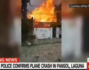 Τραγωδία! Αεροσκάφος έπεσε σε τουριστικό θέρετρο – 8 νεκροί – video