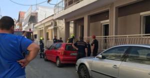 Έκρηξη χύτρας σήκωσε στο «πόδι» ολόκληρη γειτονιά στη Λάρισα