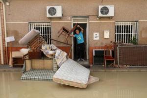 Ισπανία: Εφιάλτης! 7 οι νεκροί από τις καταστροφικές πλημμύρες