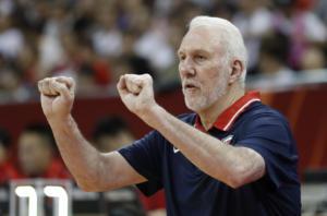 """ΗΠΑ – Ελλάδα, Πόποβιτς: """"Αυτή την άμυνα θα παίξουμε στον Αντετοκούνμπο!"""""""