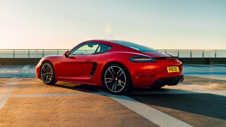 Η επόμενη Porsche Cayman θα είναι ηλεκτρική