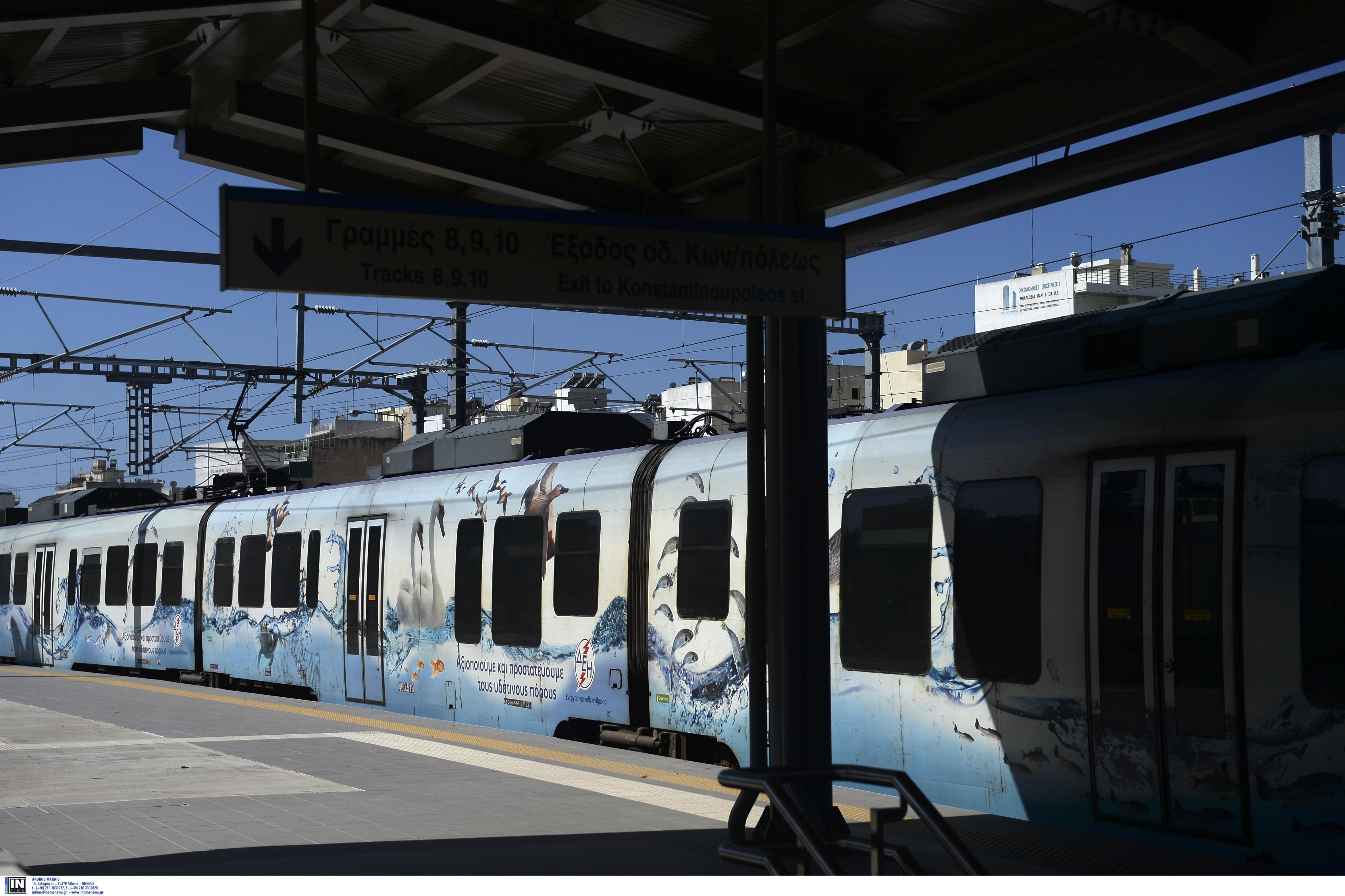 Κανονικά τα δρομολόγια στα τρένα και τον προαστιακό την Πέμπτη