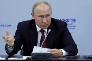 Πούτιν: Δεν είμαι κατά των φιλελεύθερων ιδεών αλλά κατά της επιβολής τους