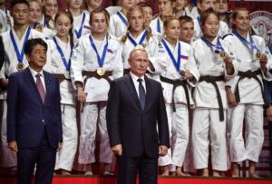 """""""Όχι"""" από Πούτιν στην συνθήκη ειρήνης μεταξύ Ιαπωνίας και Ρωσίας – Παραμένουν σε… πόλεμο οι δύο χώρες"""