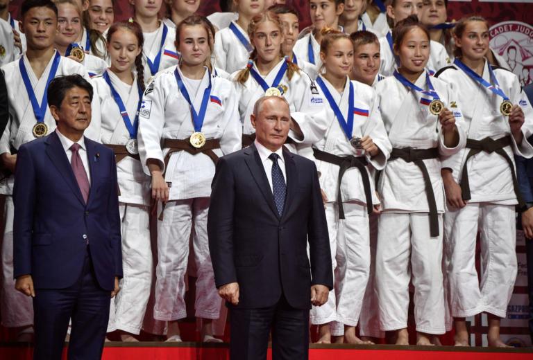 «Όχι» από Πούτιν στην συνθήκη ειρήνης μεταξύ Ιαπωνίας και Ρωσίας – Παραμένουν σε… πόλεμο οι δύο χώρες