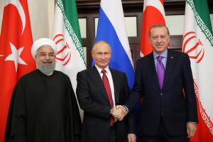 Νέα συνάντηση Ερντογάν – Πούτιν – Ροχανί για την κατάσταση στην Συρία