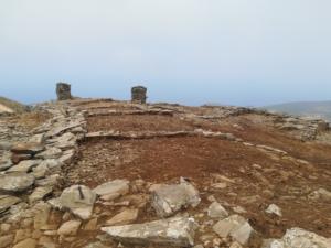Ανακαλύφθηκε αρχαίος οικισμός στην Κάρυστο