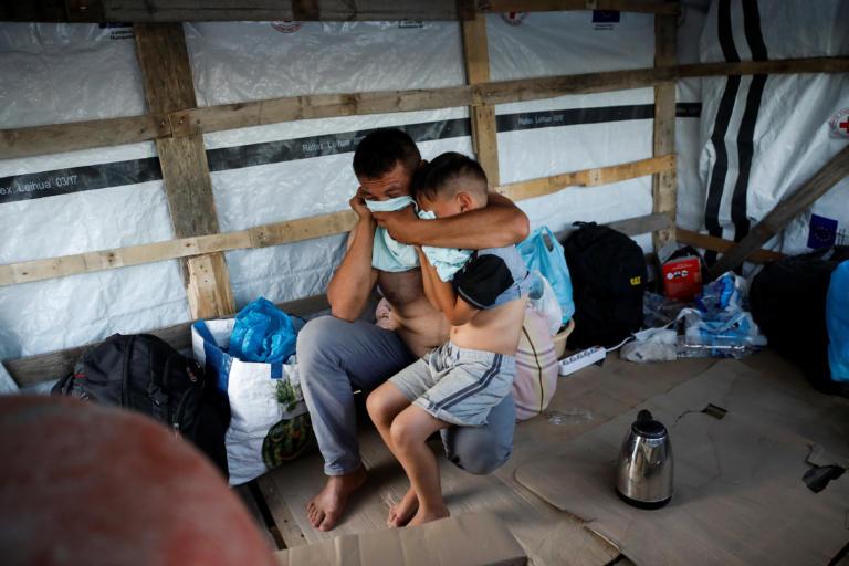 Μόρια, η επόμενη μέρα: Ηρεμία στον καταυλισμό μετά την τραγωδία