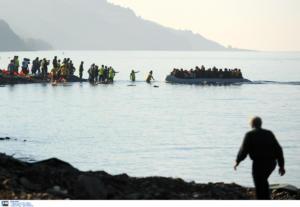 Λέσβος: Έφτασαν 141 πρόσφυγες μέσα σε λίγες ώρες