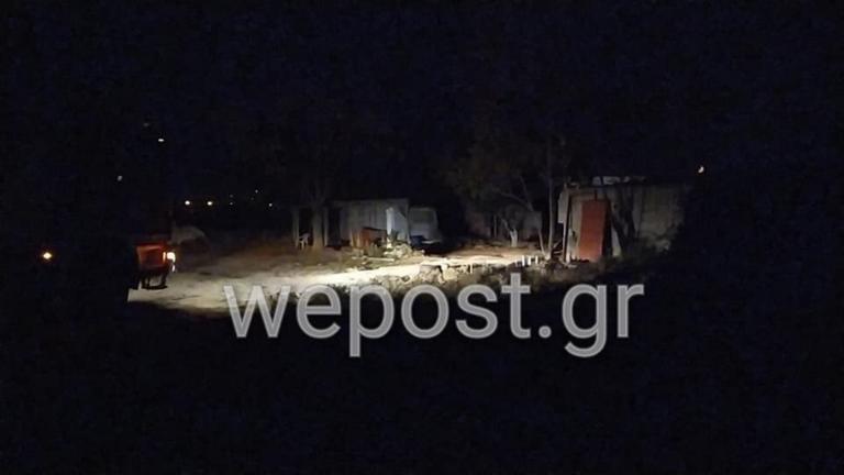 Θεσσαλονίκη: «Ξήλωσαν» τον οικισμό των τσιγγάνων στην περιοχή Τσαΐρια