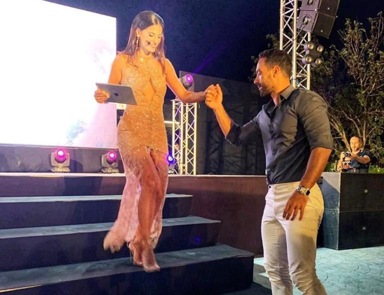 Voice: Ο Σάκης Τανιμανίδης δεν έφυγε λεπτό από το πλευρό της συζύγου του στα γυρίσματα!
