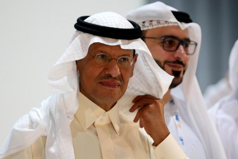 Σαλμάν: Μπορούμε να αντιμετωπίσουμε τις επιπτώσεις από την επίθεση στις πετρελαϊκές εγκαταστάσεις