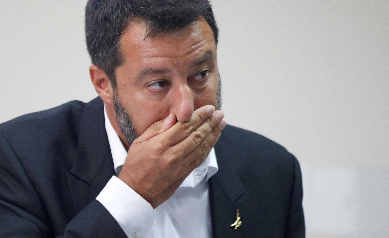 """""""Σοβαρή αντιπολίτευση"""" υπόσχεται ο Ματέο Σαλβίνι"""
